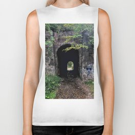 The Screaming Tunnel Biker Tank