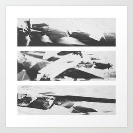 Nodes Art Print
