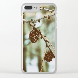 Symbols Of Earth Clear iPhone Case