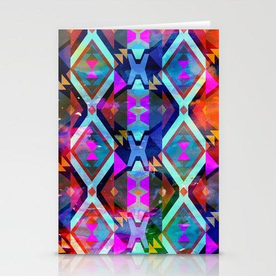 Diamond Fiesta  Stationery Cards