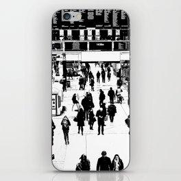 Commuter Art London iPhone Skin