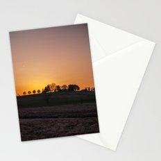 Maryland Sunset V.2 Stationery Cards
