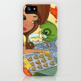Sugar Chirps iPhone Case