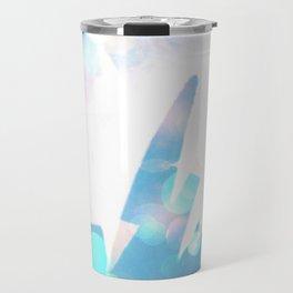 Aloe octagons whimsical Travel Mug