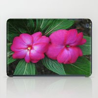 hot pink iPad Cases featuring Hot Hot Pink by Nevermind the Camera