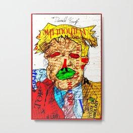 Candidate Trump Metal Print