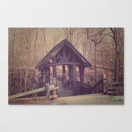 The Haunts of Nature Canvas Print