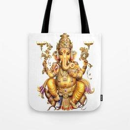 Ganesha - Hindu Tote Bag
