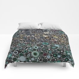 :: Touchdown on a Rainy Day :: Comforters