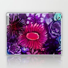 Floral Delights Laptop & iPad Skin