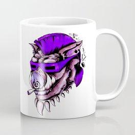 Beebop Don't Stop Coffee Mug