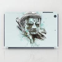buddha iPad Cases featuring Buddha by Kevin Roodhorst