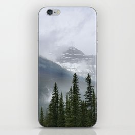 Misty Mountain Top iPhone Skin