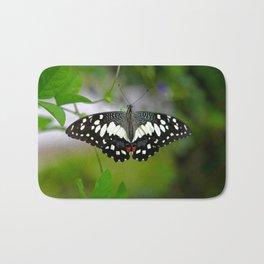 Butterfly Large Bath Mat