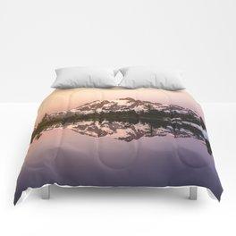 The Gift - Mt. Shuksan Comforters