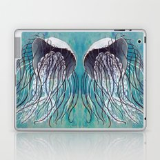 Blue Jelly Laptop & iPad Skin