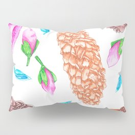 From Summer to Autumn (color) Pillow Sham