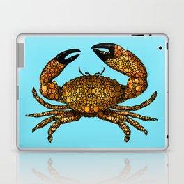 Stone Rock'd Stone Crab By Sharon Cummings Laptop & iPad Skin