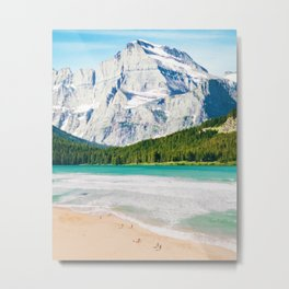 The Perfect Vacay #society6 #decor #buyart Metal Print