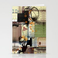 picasso Stationery Cards featuring Everyday Picasso by Robin Curtiss