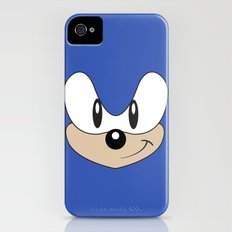 Sonic The Hedgehog iPhone (4, 4s) Slim Case