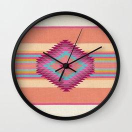 FIESTA (pink) Wall Clock