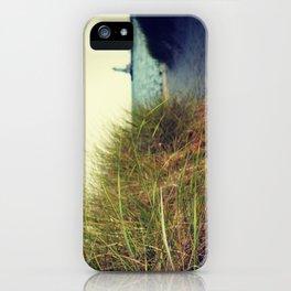 Lake Michigan Dune Grass iPhone Case