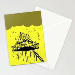 Drizzle City 3 Stationery Cards