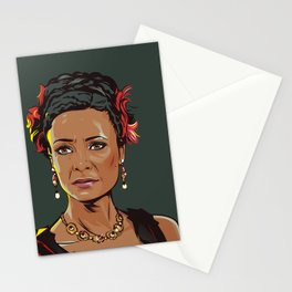 Westworld inspired Fan art of Maeve Stationery Cards