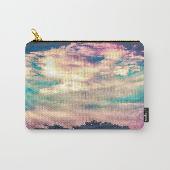 If I Had Wings Carry-All Pouch