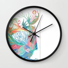 Evolutionary Flow Wall Clock