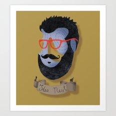 IDEA NEST Art Print
