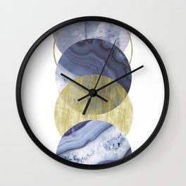 Moonlight #2 Wall Clock