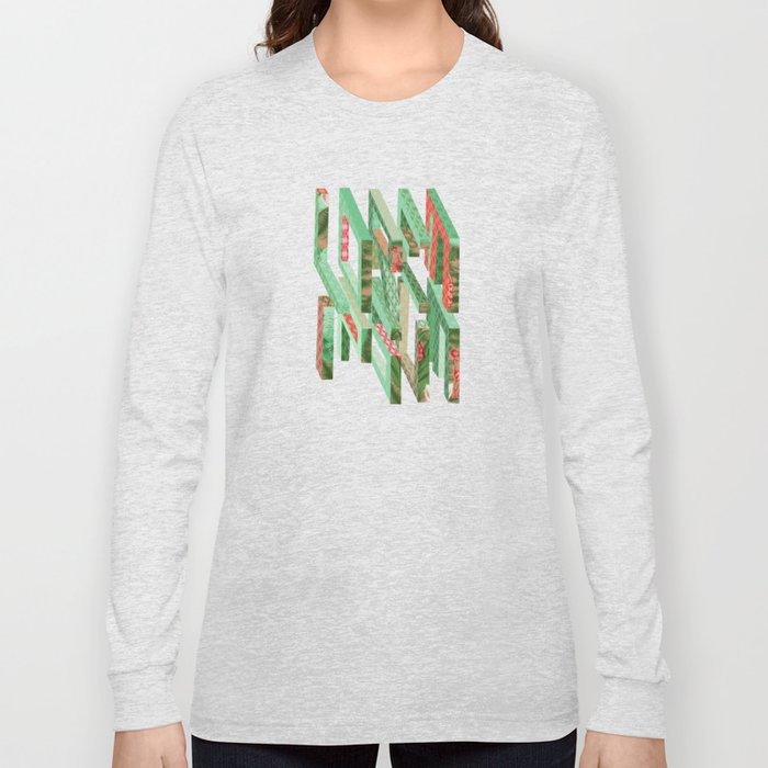 Lorem Ipsum Long Sleeve T-shirt