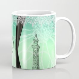 Paris... Je t'aime Coffee Mug