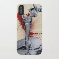 medicine iPhone & iPod Cases featuring Bad medicine by Oscar Varona