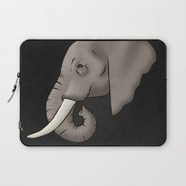 Elephant Ivory Laptop Sleeve