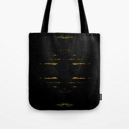Through The Darkness Tote Bag