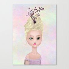 Spring Queen Canvas Print