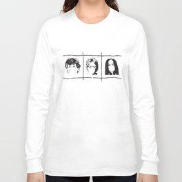 Famous singers Long Sleeve T-shirt
