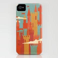 Castles  iPhone (4, 4s) Slim Case