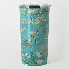 Van Gogh Almond Blossoms Painting Travel Mug