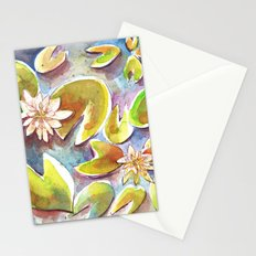 Waterlily I Stationery Cards