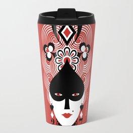 Lady Spades Travel Mug