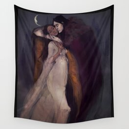 Hades and Persephone Wall Tapestry
