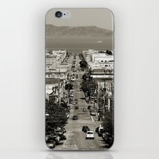 steep iPhone & iPod Skin
