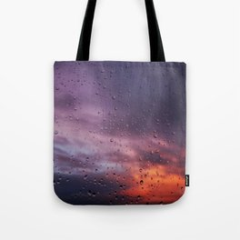 Weather Patterns #2 Tote Bag