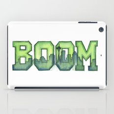 Legion of Boom Seattle 12th Man Art iPad Case