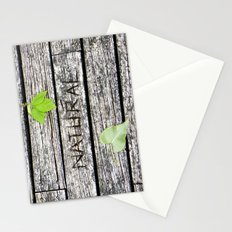 Natural Stationery Cards