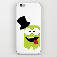 Green Monster iPhone & iPod Skin